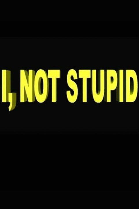 I, Not Stupid poster