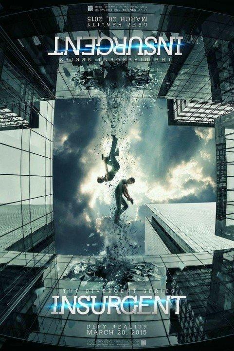 Insurgent (2015) poster