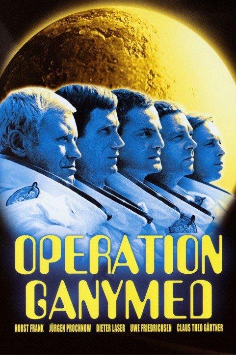 Operation Ganymed poster