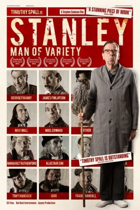 Stanley, a Man of Variety poster