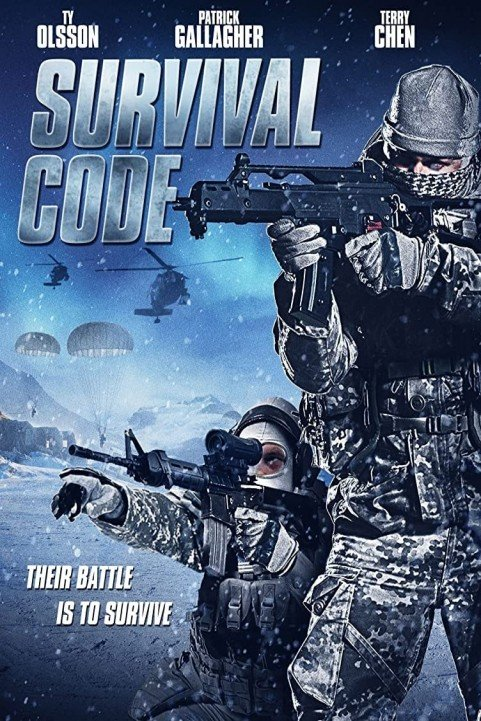Survival Code poster