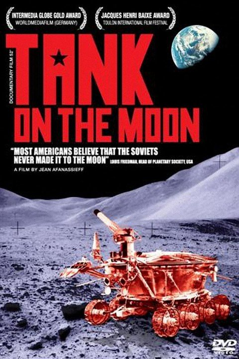Tank on the Moon poster