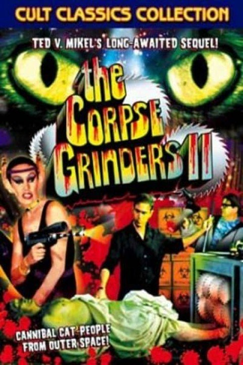 The Corpse Grinders II poster