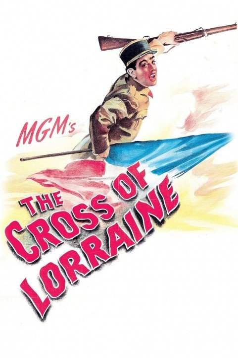 The Cross of Lorraine poster