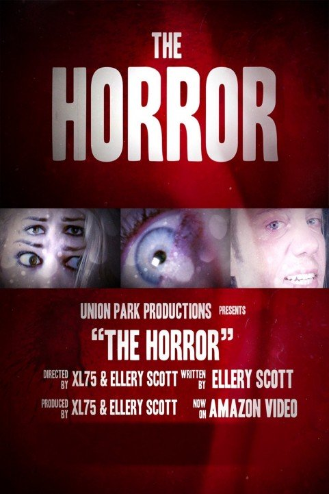 The Horror poster