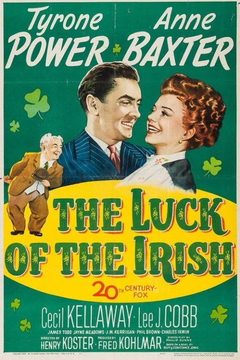 The Luck of the Irish poster