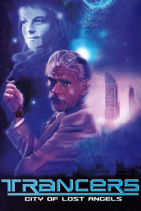 Trancers: City of Lost Angels poster