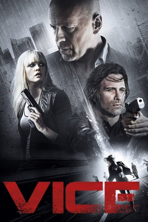 Vice (2015) poster
