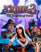 Trine 3: The Artifacts of Power poster