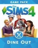 The Sims 4 Dine Out Addon poster