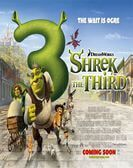 Shrek the Third (2007) poster