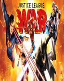 Justice League War 2014 poster
