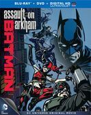 Batman Assault on Arkham (2014)