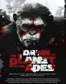 Dawn of the Planet of the Apes (2014) 3D