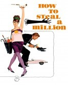 How to Steal a Million (1966) poster