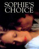 Sophie's Choice poster