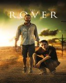 The Rover (2014) poster