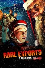 Rare Exports (2010) poster