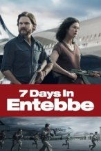 7 Days in Entebbe (2018) - Entebbe poster