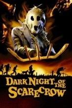 Dark Night of the Scarecrow poster
