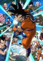 Dragon Ball: Yo! The Return of Son-Goku and Friends!! poster