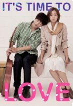 It's Time to Love poster