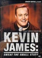 Kevin James Sweat the Small Stuff poster