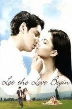 Let the Love Begin poster