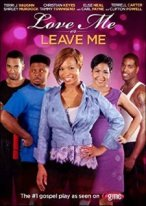 Love Me or Leave Me poster