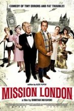 Mission London poster
