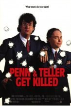 Penn & Teller Get Killed poster