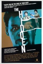 The Hidden poster