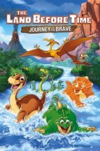 The Land Before Time XIV Journey of the Heart poster