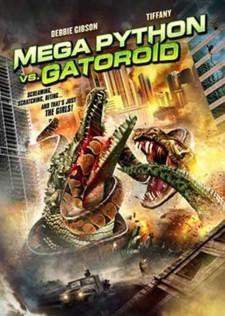 Mega Python vs. Gatoroid (2011) poster