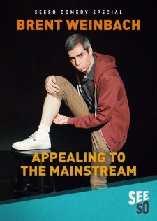 Brent Weinbach: Appealing to the Mainstream (2017) poster