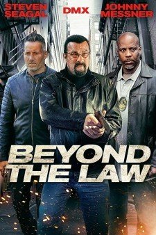 Beyond the Law (2019) poster