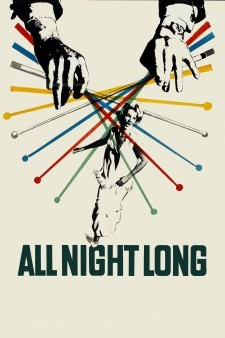 All Night Long (1962) poster