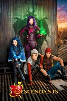 Descendants (2015) poster