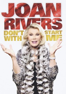 Joan Rivers: Don't Start with Me poster
