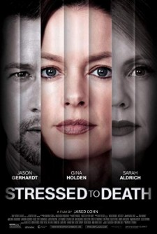 Stressed To Death poster