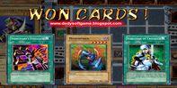 Yu Gi Oh collection screenshot 1