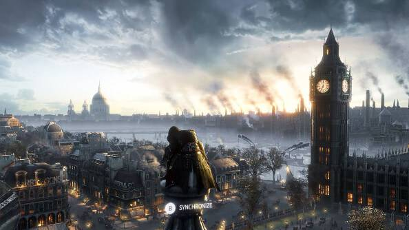 Assassin's Creed Syndicate screenshots