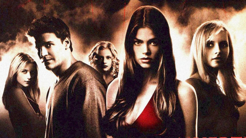 urban legends final cut parents guide