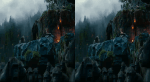 Dawn of the Planet of the Apes (2014) 3D screenshot 5